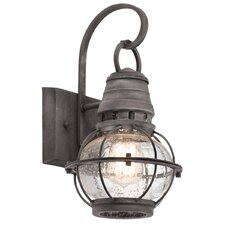Hayesville 1 Light Outdoor Wall Lantern