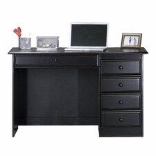 Meredith Computer Desk with Single Pedestal