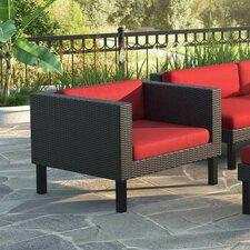 Zoar Patio Chair with Cushion