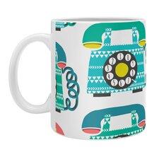 Atkinson RingRing Coffee Mug