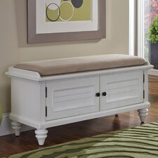 Kenduskeag Upholstered Storage Entryway Bench