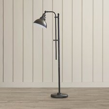Mizzenmast Adjustable Height Floor Lamp