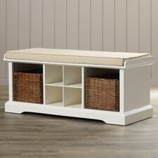 Selbyville Storage Entryway Bench