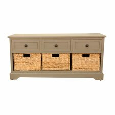 Lady Lake Storage Entryway Bench