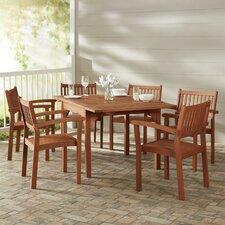 Bucksport 7 Piece Dining Set