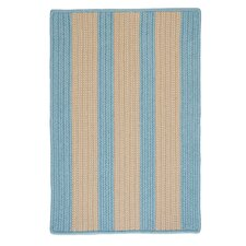 Seal Harbor Light Blue Indoor/Outdoor Area Rug