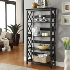 "Washington 59.75"" Standard Bookcase"