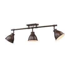 Bowdoinham 3 Light Full Track Lighting Kit