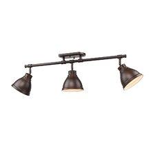 Bowdoinham 3 Light Full Track Lighting Kit