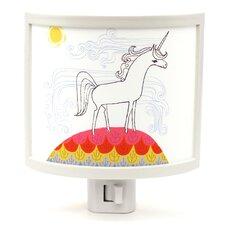 Unicorn Hill Night Light