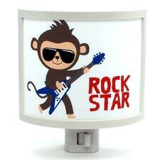 Monkey Band Guitarist Night Light