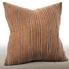 Cirque Linen Throw Pillow