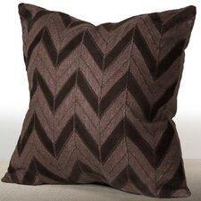 Cordova Linen/Suede Throw Pillow