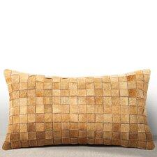Adagio Leather Lumbar Pillow