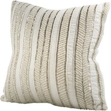 Seville Down and Feather Linen Throw Pillow