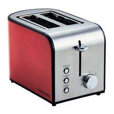 Toaster 800 Watt 2 Schlitze