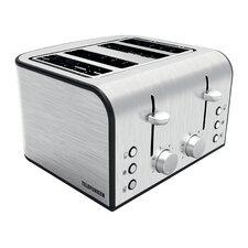 Toaster 4 Scheiben 1600 Watt