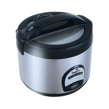 5 L Reiskocher aus Edelstahl