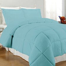 Double Stitched Comforter Set
