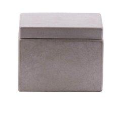 Kosmetikdose Cubic Concrete