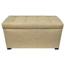 Allure Upholstered Storage Bedroom Bench