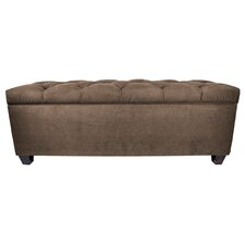 Obsession Upholstered Storage Bedroom Bench