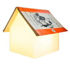 """7.09"""" H Table Lamp and Book Rest"""