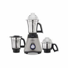 Steel Mixer Grinder with Turbo Vent and Improved Couplers