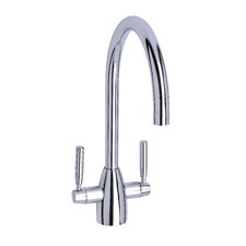 Rumba Double Handle Surface Mounted Monobloc Mixer Tap