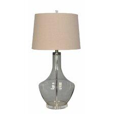 "Glass/Acrylic 32"" Table Lamp"