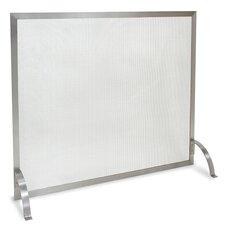 Newport 1 Panel Steel Fireplace Screen