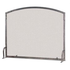 Arch Top 1 Panel Fireplace Screen