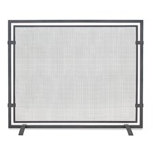 Sinclair 1 Panel Fireplace Screen
