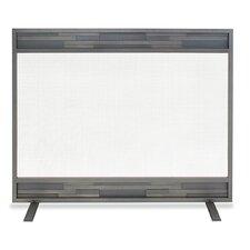 Lanier 1 Panel Iron Fireplace Screen