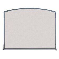 Classic Arch 1 Panel Fireplace Screen