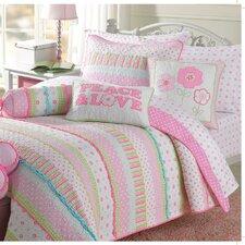Greta Pastel Quilt Set