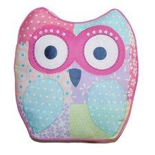 Cute Owl Decorative Cotton Pillow
