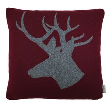 Kissenbezug Knitted Deer