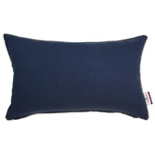 Kissenbezug Basic Piping aus 100% Baumwolle