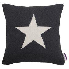 Kissenbezug Knitted Star aus 100% Baumwolle