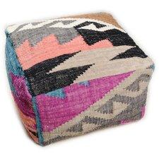 Handgewebter Teppich Vintage