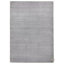 Teppich Happy Solid in Grau