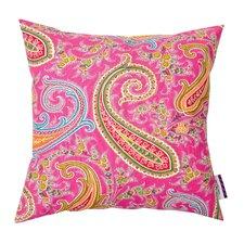 Kissenhülle T-Pink Paisley aus 100% Baumwolle