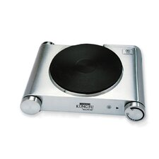 "Kung Fu ""Master"" Electric Single Burner Hot Plate"