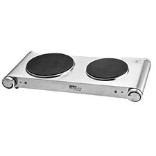 "Kung Fu ""Master"" Electric Double Burner"