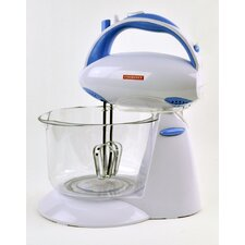 Hercules 5 Speed Hand Mixer with Bowl
