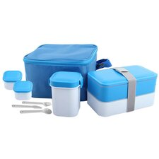 9-Piece Lunch Box Set