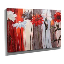 """Spring Debut"" by Nan F Painting Print on Wrapped Canvas"