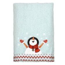 Snowman Hand Towel (Set of 4)