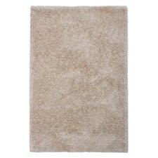 Handgefertigter Teppich Precious in Sand